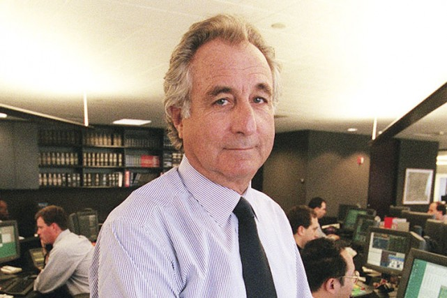 Bernard Madoff, fondateur de Madoff Investment Securities et... (Photo: The New York Times)