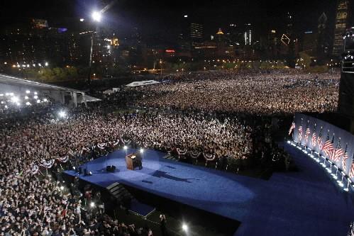 Des milliers de gens se sont rassemblés à... (Photo: Reuters)
