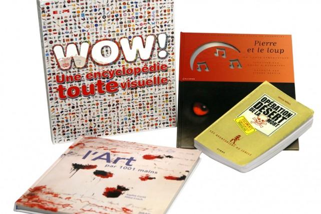 On ne compte plus les beaux livres destinés à la jeunesse; c'est à souhaiter...