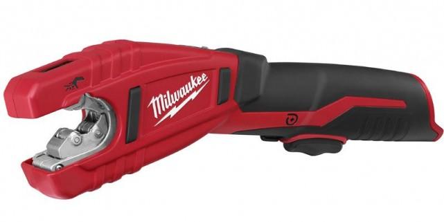 Coupe-tuyau M12 de Milwaukee, modèle: 2471-21. Poids :... (Photo fournie par Milwaukee)
