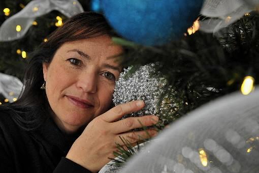 Claire Pelletier a fait un travail d'historienne pour... (Photo: Patrice Laroche, Le Soleil)