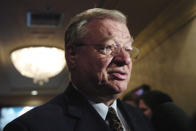 Le maire de Laval, Gilles Vaillancourt.... (Archives La Presse)