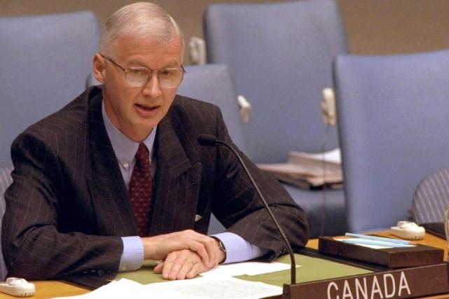 Robert Fowler a été nommé envoyé spécial pour... (Photo: PC)