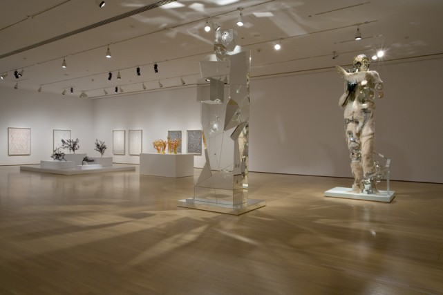 La Triennale québécoise au Musée d'art contemporain de... (Photo: MACM)