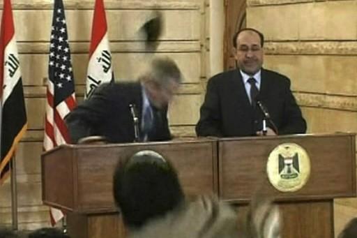 Lors d'un débat sur le journaliste qui a... (Photo: AP)