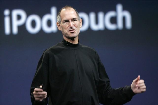 Steve Jobs en septembre 2008... (Reuters)