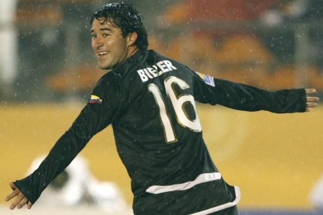 Claudio Bieler... (Photo: Reuters)