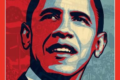 Barack Obama personnalité de l'année du Time... (Photo: Bloomberg)