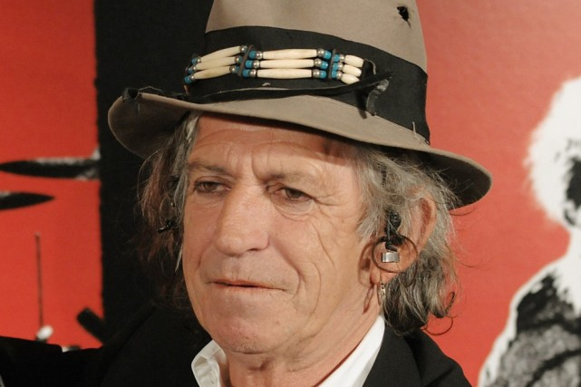 Keith Richards... (Photo: AP)