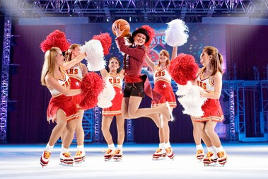 High School Musical de Disney On Ice sera...