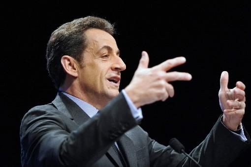 Le président français, Nicolas  Sarkozy.... (Photo: Reuters)
