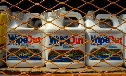Souhaitant être dédommagé pour les pertes liées à l'interdiction des pesticides... (Photo: La Presse)