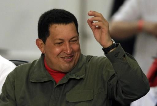 Hugo Chavez... (Photo: Reuters)