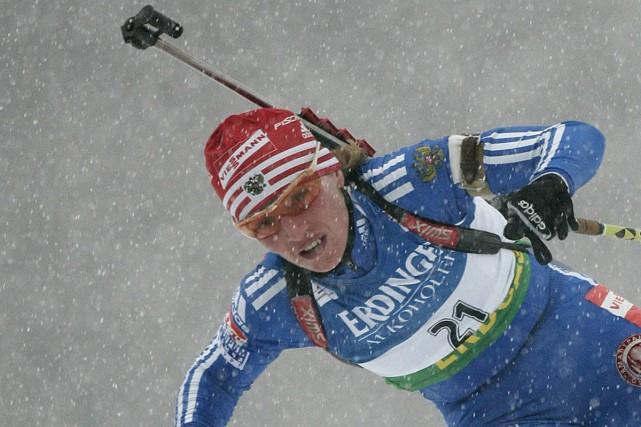 Albina Akhatova... (Photo: Reuters)