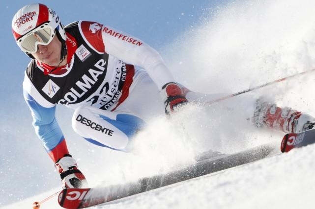 Carlo Janka... (Photo: Reuters)