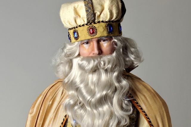 Melchior est le tout nouveau personnage intégré dans... (Photo fournie par Pointe-à-Callière)