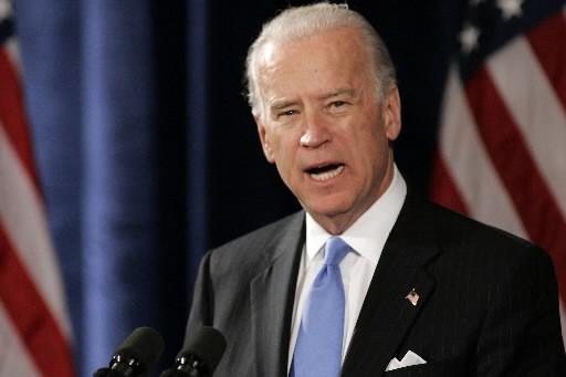 Le vice-président élu des États-Unis Joe Biden a affirmé lors de sa première... (Photo: Bloomberg)