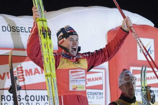 Le Norvégien Ola Vigen Hattestad et la Slovène Petra Majdic, déjà vainqueurs de... (Photo: Reuters)