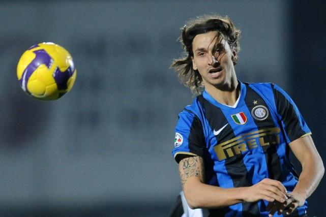 L'Inter Milan s'est offert samedi son 8e succès d'affilée en championnat... (Photo: AFP)
