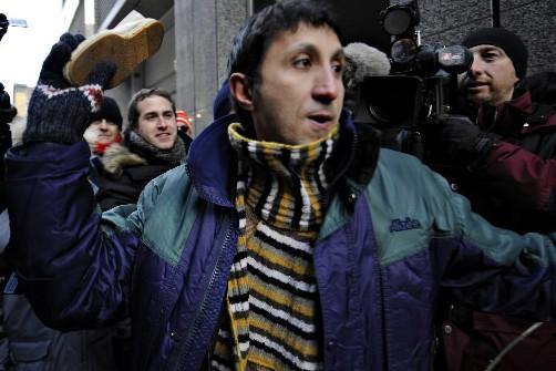 Le député de Québec Solidaire, Amir Khadir s'est... (Photo: Bernard Brault, La Presse)
