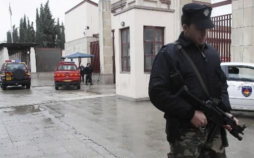 L'ambassade des États-Unis à Nicosie a fait appel aux services de secours lundi... (Photo: Reuters)