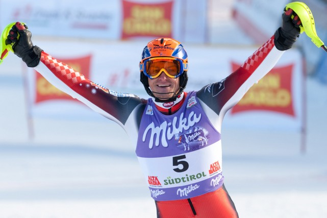 Ivica Kostelic... (Photo: AFP)