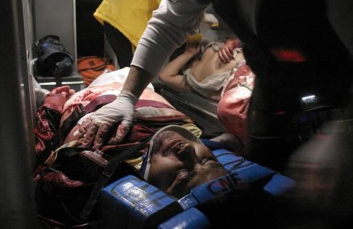 La guerre entre cartels de la drogue pour le contrôle du trafic a encore fait... (Photo: AFP)