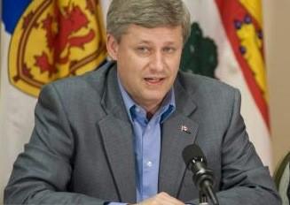 Stephen Harper... (Archives La Presse Canadienne)