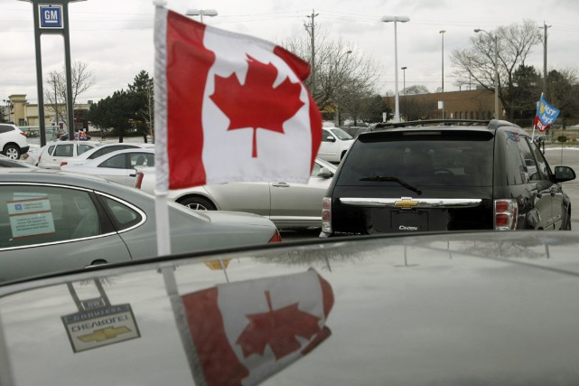 Les gouvernements canadiens et ontarien ont emboîté le... (Photo Reuters)