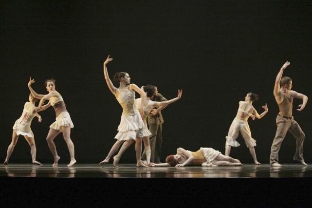 Depuis 2006, le centre Pierre-Péladeau est intégré à... (Photo: Danse Danse)