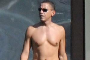 Barack Obama... (Photo: agence Bauer-Griffin)