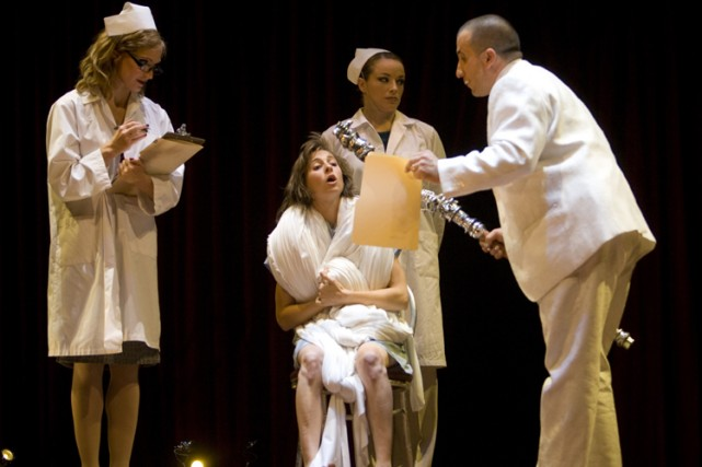 Après un tour du monde de trois ans marqué par trois séries de représentations... (Photo: David Boily, La Presse)