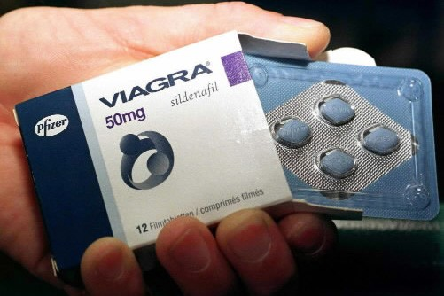 Du viagra... (Photo: AFP)