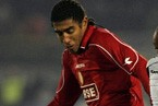 Dante Bonfim... (Photo: AFP)