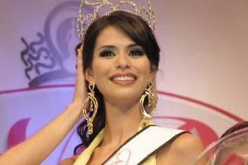 Laura Zuniga a été sacrée Miss Sinaloa en... (Photo: Archives AP)