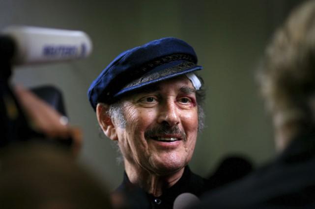 Harold Pinter.... (Photo: Reuters)
