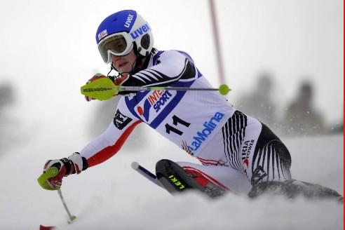 Kathrin Zettel... (Photo: AFP)