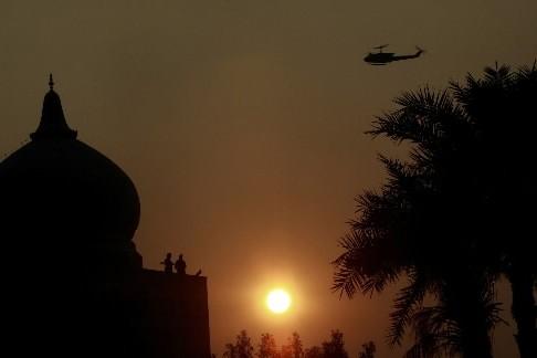 Le risque d'une guerre entre l'Inde et le Pakistan est monté d'un cran avec la... (Photo: Reuters)