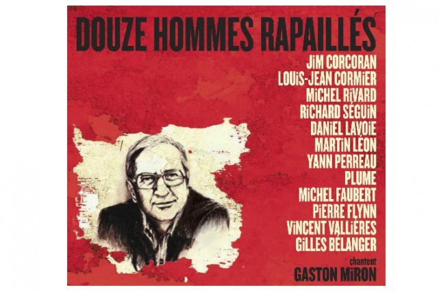 Le disque Douze hommes rapaillés...