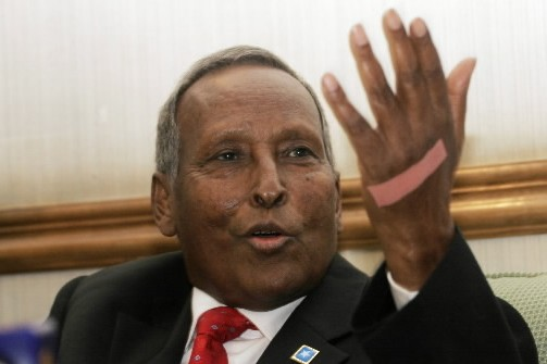 Abdullahi  Yusuf... (Photo: AP)