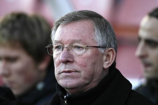 Sir  Alex  Ferguson... (Photo: AFP)