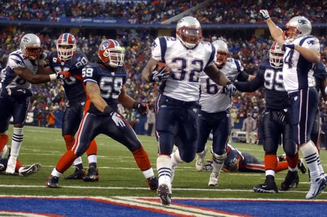Une année après avoir connu une saison parfaite, les Patriots de la... (Photo: Reuters)
