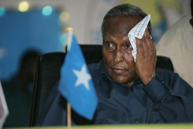 Les Etats-Unis ont salué lundi la démission du président somalien Abdullahi... (Photo: AFP)