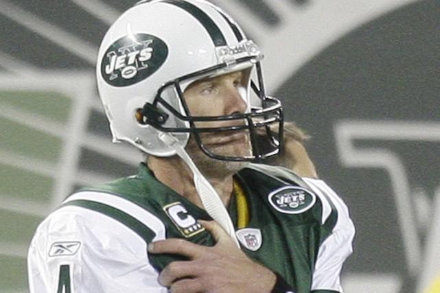 Brett Favre... (Photo: AP)