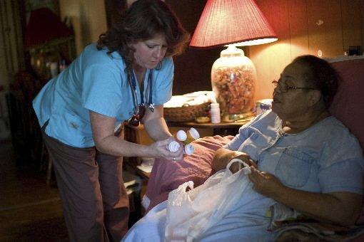 Cette approche n'aurait pas mené des infirmières aux... (Photo: Ozier Muhammad, New York Times)