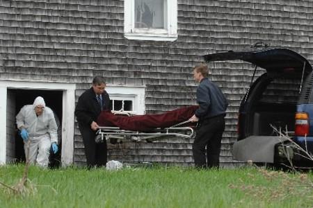 Le corps de Nancy Michaud a été retrouvé... (Photo: André Tremblay, Archives La Presse)