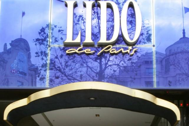 Le Lido... (Photo: AFP)