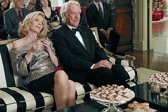 Jill Clayburgh et Donald Sutherland dans Dirty Sexy... (Photothèque Le Soleil)
