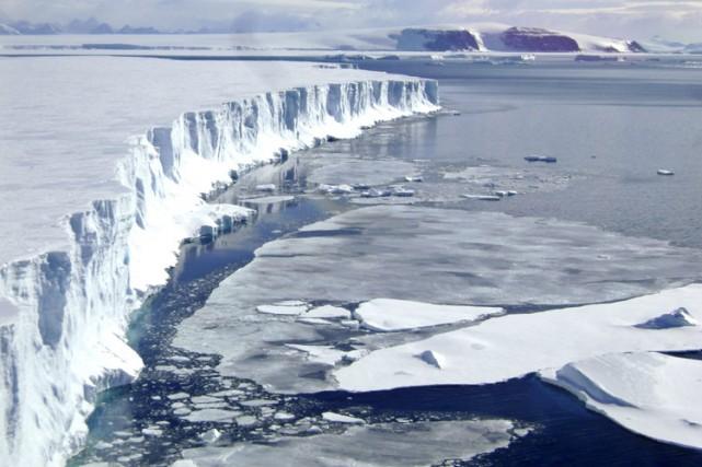 L'Antarctique.... (Photo: Reuters)