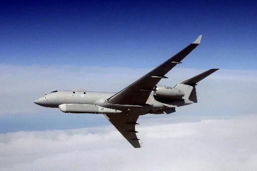 Les sociétés aéronautiques canadiennes peuvent pousser un soupir de soulagement... (Photo fournie par Bombardier aéronautique)